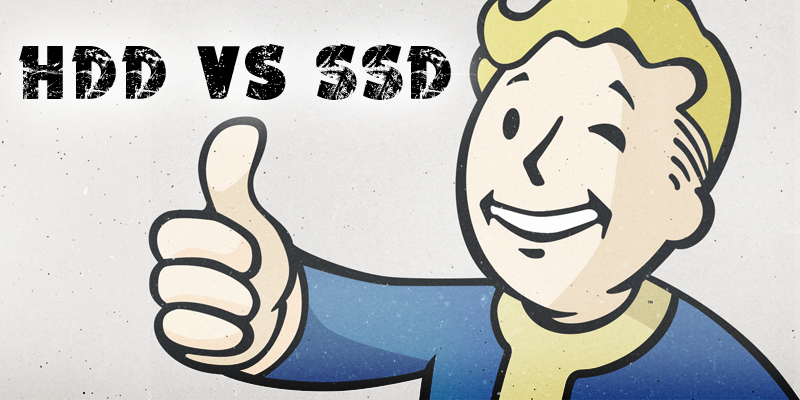 Fallout 4 SSD vs HDD