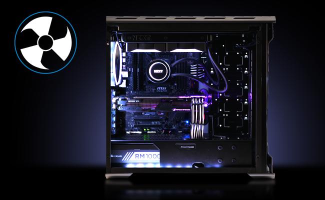Custom Build Of The Week 2 Phanteks Evolv Glass X99