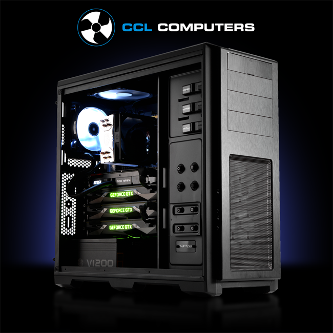Custom Build of the Week #4 - The Beast | CCL Computers