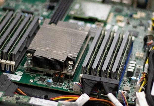 64-core EPYC 7713 in Gen11 Cloudflare test servers