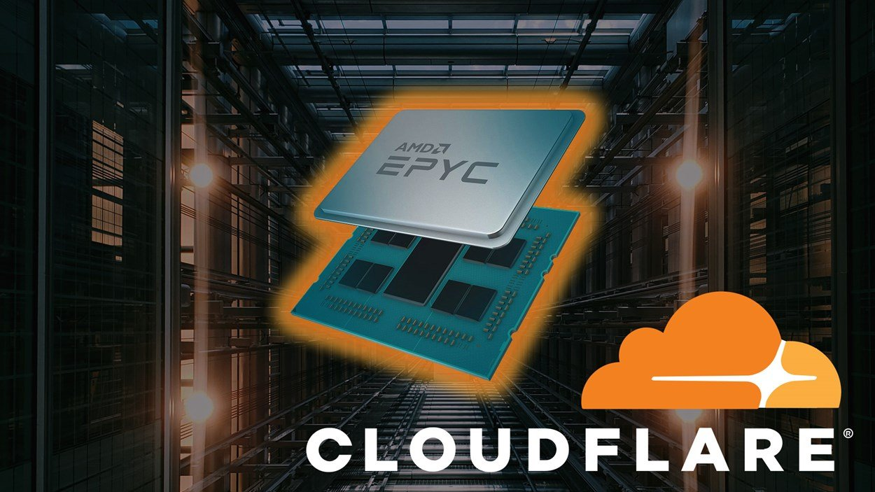 Cloudflare Will Use AMD EPYC Milan Instead Of Intel Ice Lake Xeons