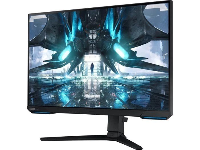 A gaming monitor