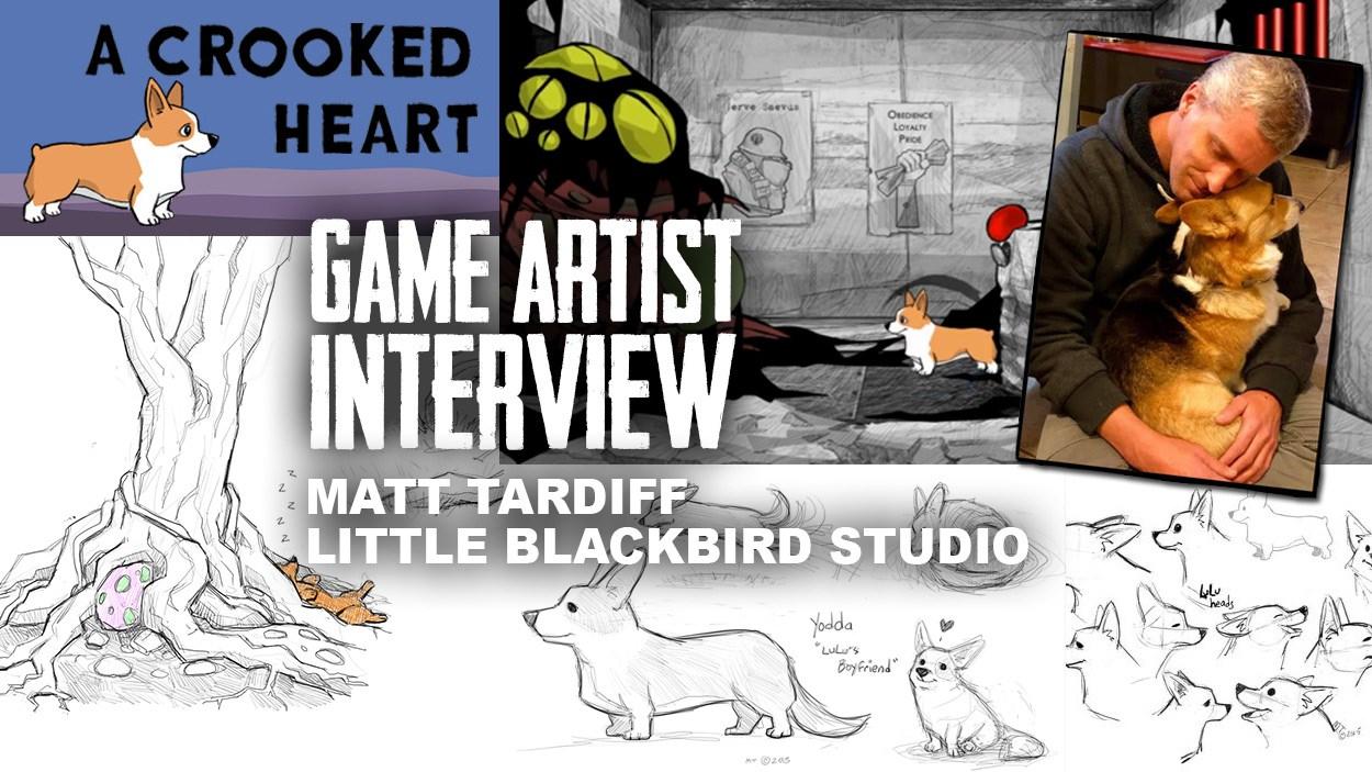 Game Artist Interview with Matt Tardiff of Little Blackbird Studio