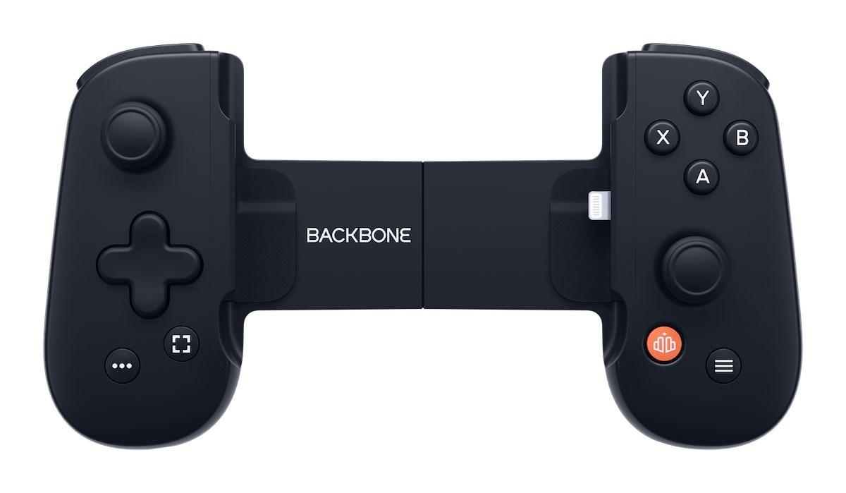 The Backbone One mobile controller