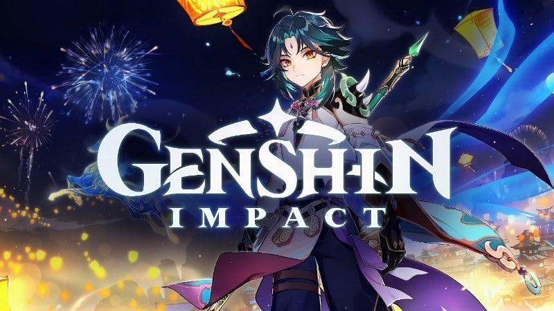 Genshin Impact mobile game logo