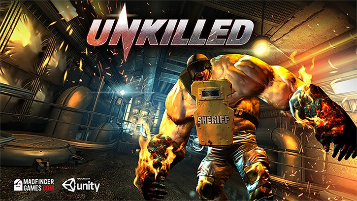 Unkilled mobile game logo