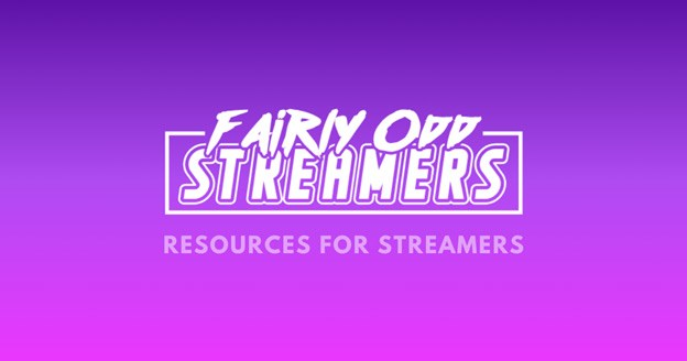 Fairly Odd Streamers logo