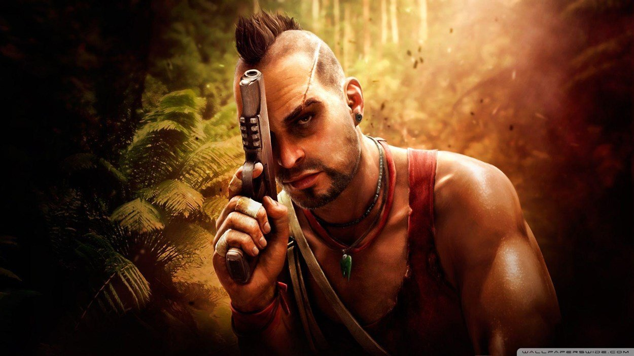 The main antagonist of Far Cry 3