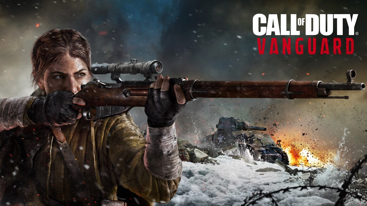 Paulina Petrova from Call of Duty - Vanguard