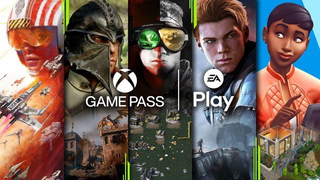 EA Play is included with the Xbox Game Pass