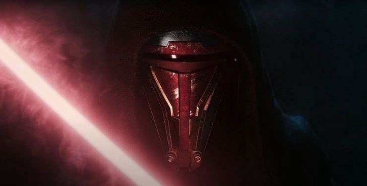 Darth Revan from Star Wards Knights of the Old Republic