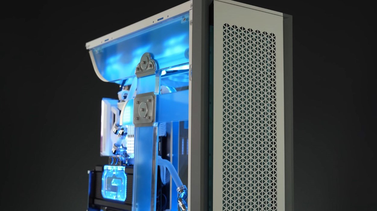 Project Mirai Corsair 7000D PC Case Mod