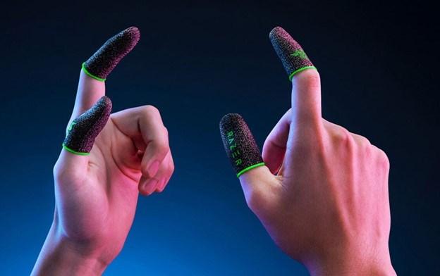 Razer Gaming Finger Sleeve product shot