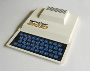 The famous Sinclair ZX80.