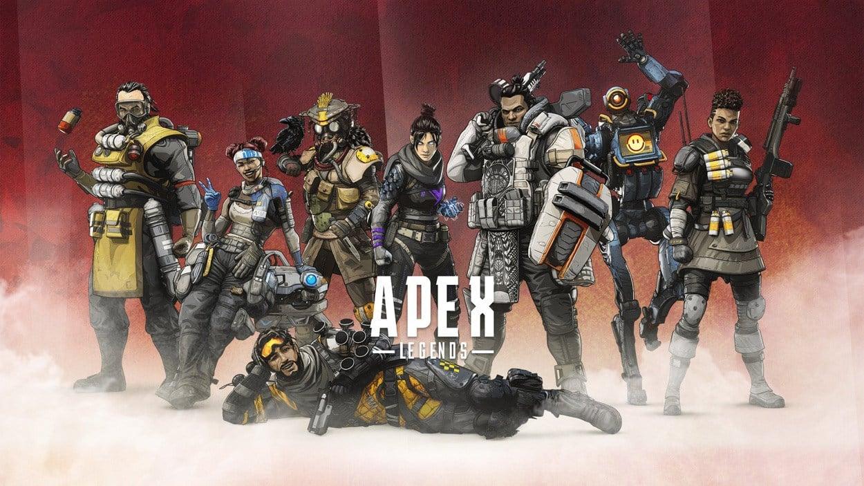 Apex Legends.