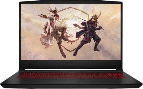 MSI Katana GF66 11SC 15.6 inch Core i5 Gaming Laptop for Photo Editing.