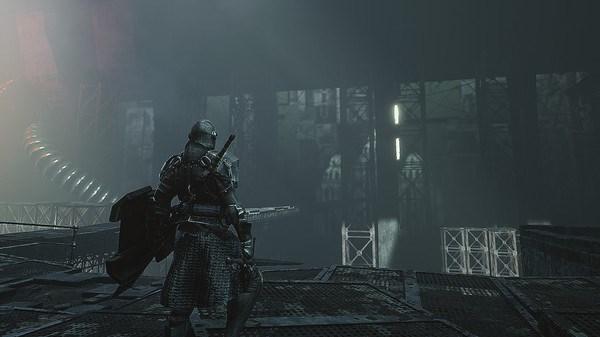 In-game early footage from Bleak Faith: Forsaken.