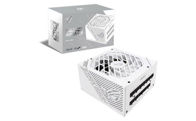 ASUS ROG Strix White Edition 850W Modular PSU.