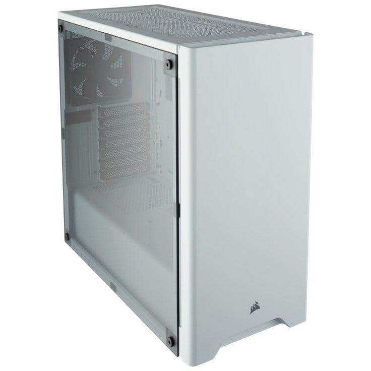 Corsair Carbide 275R white case.