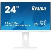 Iiyama ProLite XUB2492HSU 23.8 inch Full HD Monitor.