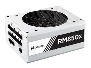 Corsair RM850x white power supply.