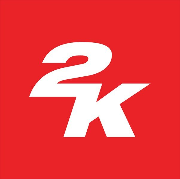 The 2K Games logo.