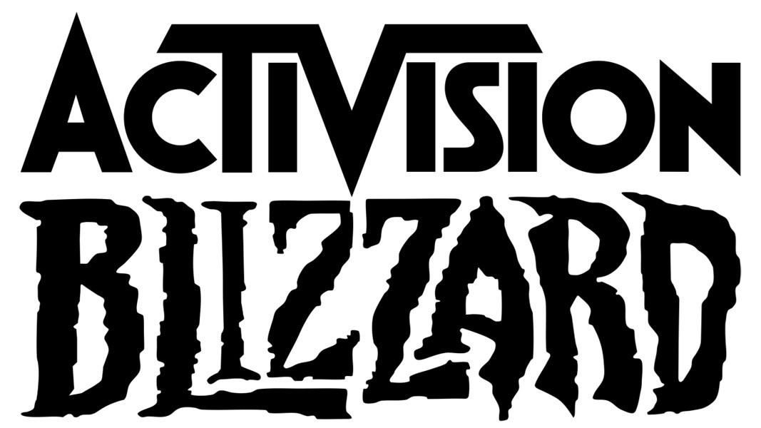 The Activision Blizzard logo.