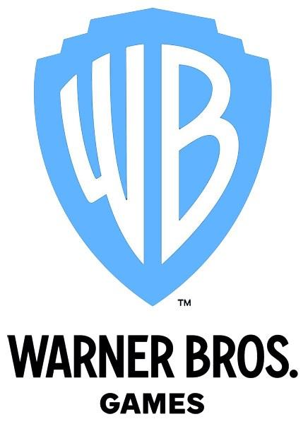 The Warner Bros. Games logo.
