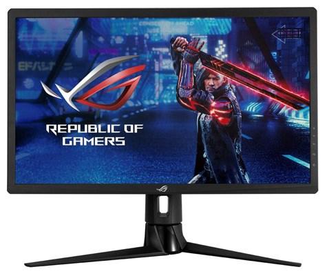 A ASUS XG27UQR-F Gaming Monitor.