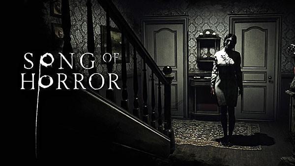 Song of Horror logo.