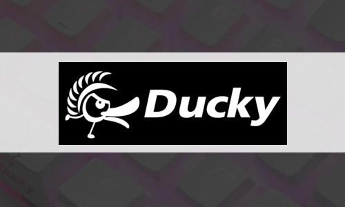 The Ducky logo.