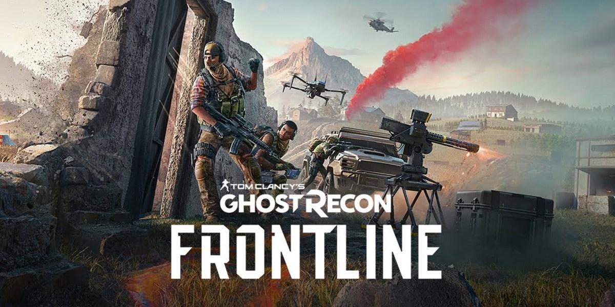 Ghost Recon Frontline.