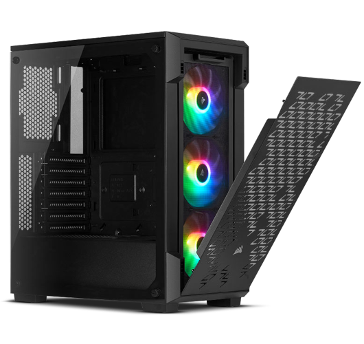 Corsair 220T Steel Panel