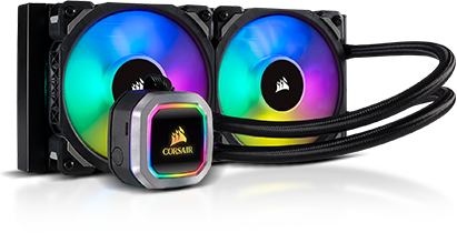 Corsair Carbide 175R RGB Tempered Glass