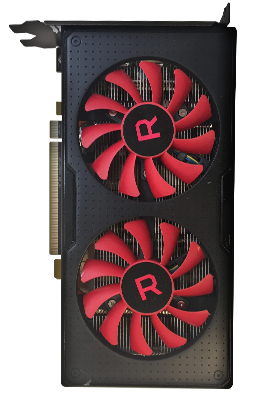 Radeon card