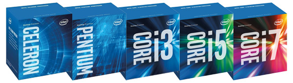 Intel 7th Generation Kaby Lake Processors