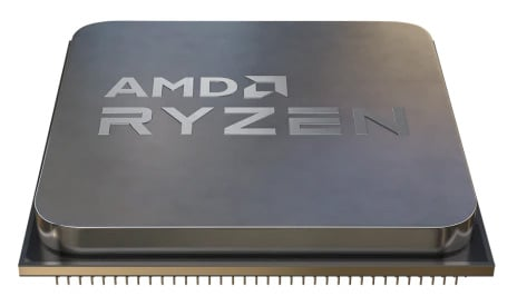 AMD Ryzen 5000 Series Chip