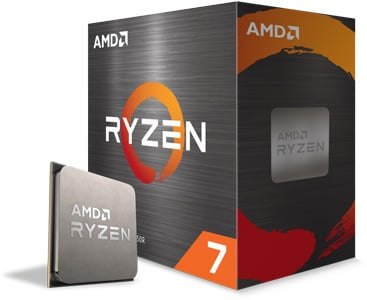 AMD Ryzen 7 5000 Series