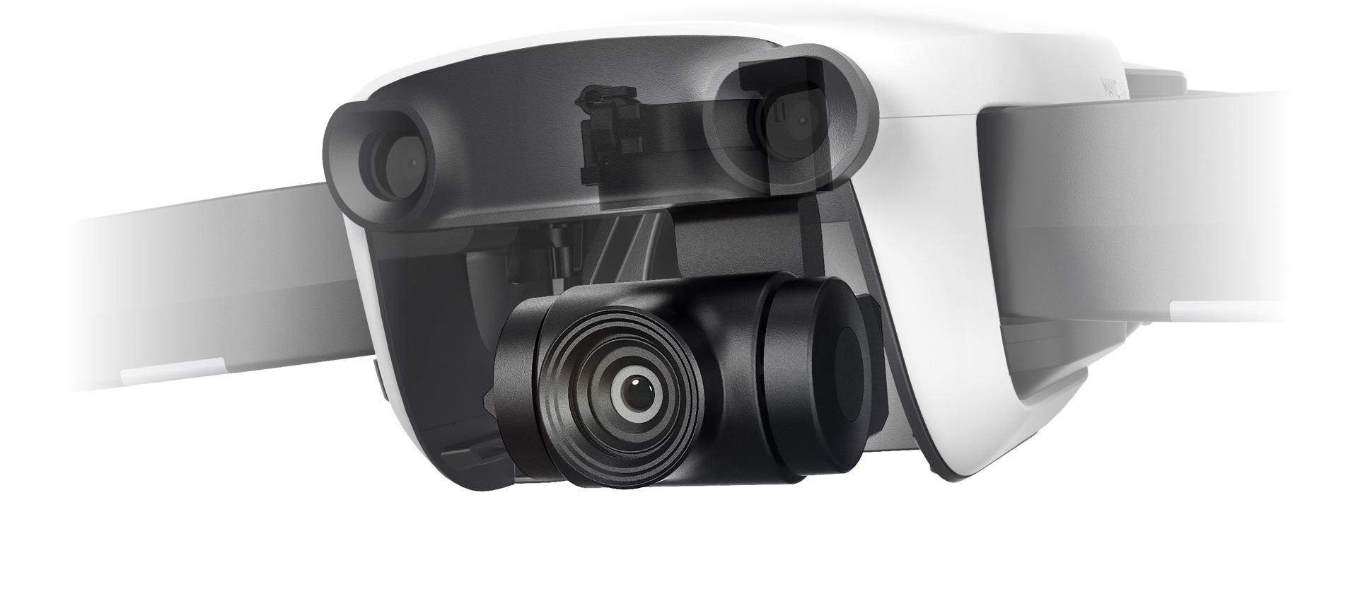 3-Axis Gimbal Camera