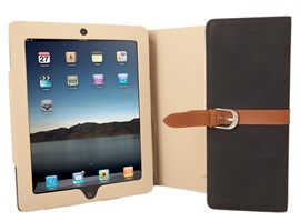 Urban Factory Urban Executive Rotative Folio Case for iPad 3 (Noir)