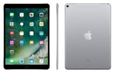 Apple iPad Pro (10.5 inch Multi-Touch) Tablet PC 256GB WiFi + Cellular Bluetooth Camera Retina Display iOS10 (Space Grey)