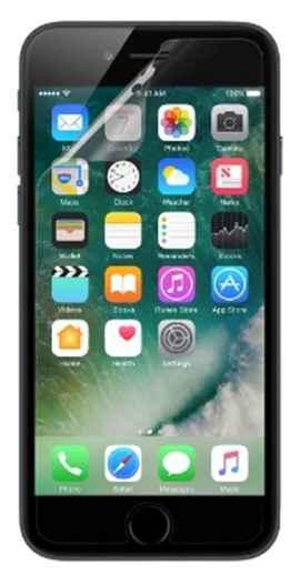 Belkin ScreenForce Screen Protector (Pack of 2) for iPhone 7