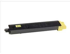 Kyocera TK-8315Y Yellow Toner Cassette for Kyocera 2550ci (Yield 6,000 Pages)