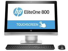 HP EliteOne 800 G2 (23 inch Touchscreen) All-in-One PC Core i5 (6500) 3.2GHz 8GB 500GB DVD-ROM WLAN BT Windows 10 Pro 64-bit (HD Graphics 530)