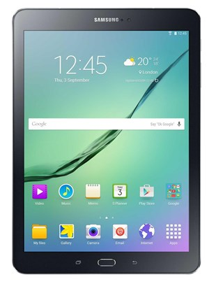 Samsung Galaxy Tab S2 2016 SM-T819 (9.7 inch) Tablet Octa-Core 1.8GHz+1.4GHz 3GB 32GB WiFi LTE 4G BT Camera Android 6.0.1 Marshmallow (Black)