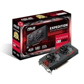 ASUS Radeon RX 570 Expedition 4GB Graphics Card