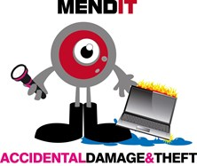 MendIT Accidental Damage and Theft Insurance 3 Years (£251-£400) (UK Only)