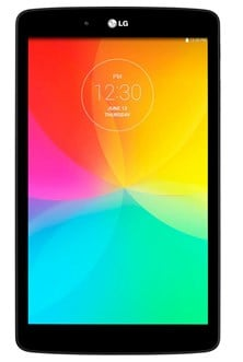 LG G Pad 8.0 V490 (8 inch) Tablet PC Snapdragon (MSM8926) 1.2GHz 1GB 16GB WiFi LTE BT DLNA Camera Android 4.4.2 KitKat