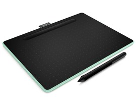 Wacom Intuos CTL-6100WL Medium Creative Pen Tablet with Bluetooth (Pistachio) - EN, DE, SV, PL, RU