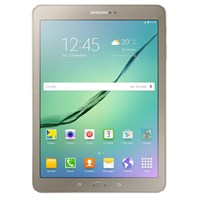 Samsung Galaxy Tab S2 2016 SM-T819 (9.7 inch) Tablet Octa-Core 1.8GHz+1.4GHz 3GB 32GB WiFi LTE 4G BT Camera Android 6.0.1 Marshmallow (Gold)